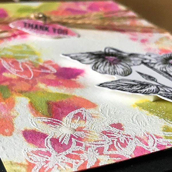 Gina K Designs Thank You Detail