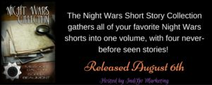 Night Wars Banner