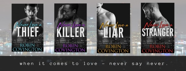 Never love graphic Series Cover Reveal for Never Love by Robin Covington