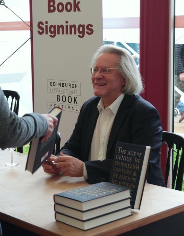 EdBookFest: AC Grayling – The PEN HG Wells Lecture