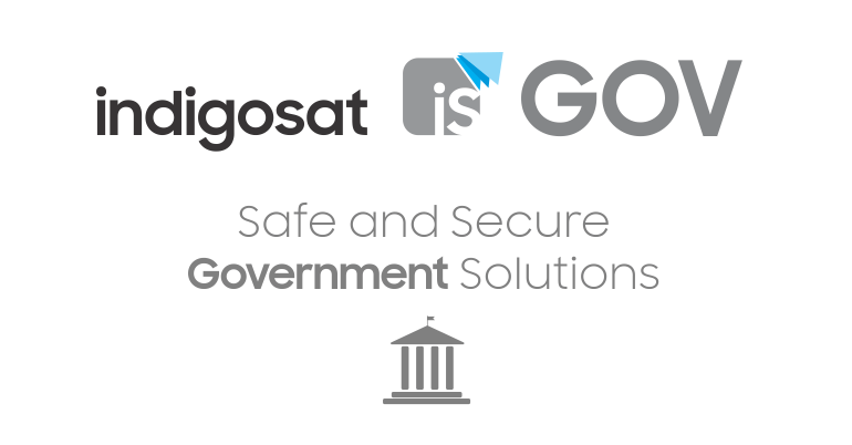 Satellite communications for governments by Indigosat