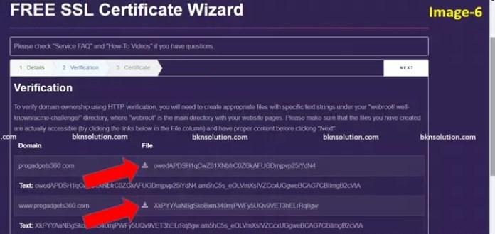 How do I enable SSL GoDaddy in Hindi?