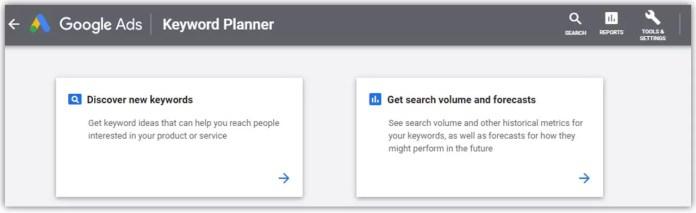 Google Keyword Planner a Best Free Keyword Research Tool