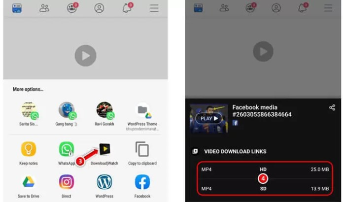 Facebook Video Download Kaise Kare 8