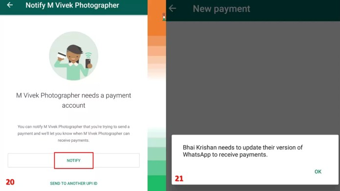 WhatsApp Me Payment Option Kaise Laye in Hindi?