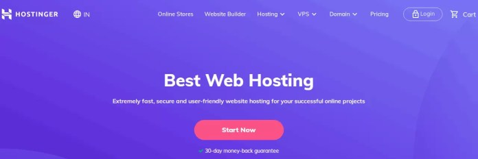 Hostinger Web Hosting Review in Hindi