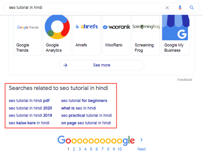 Google Se Keyword Research Kaise Kare in Hindi