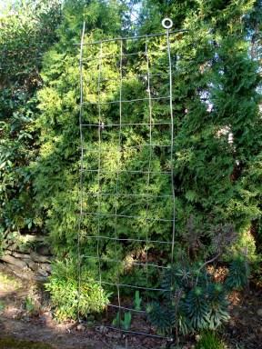 organic grid trellis