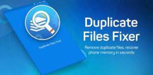 Duplicate Files Fixer Crack
