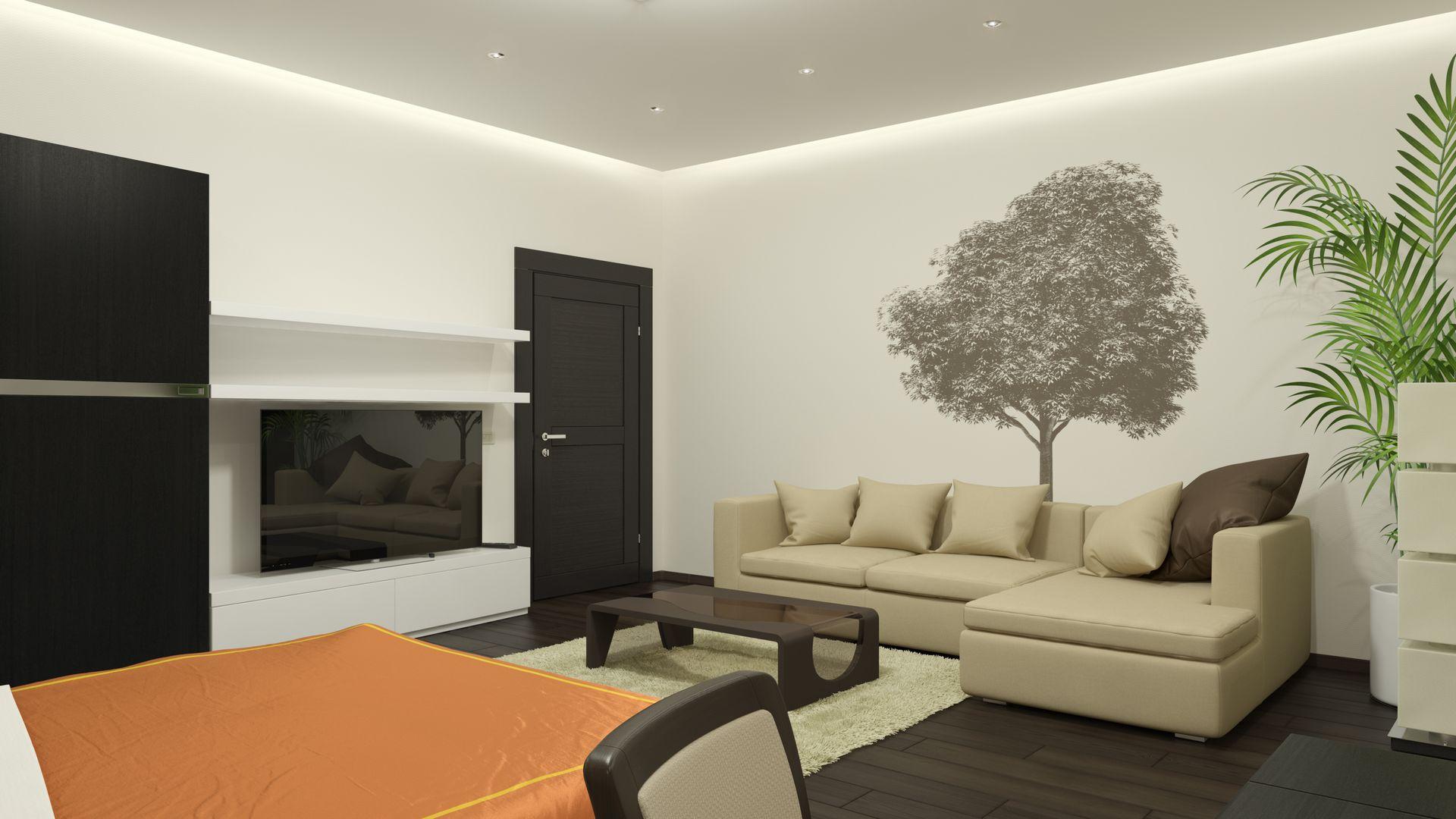Indirekte Beleuchtung an Wand  Decke selber bauen