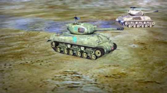M4 Tank Brigade PC