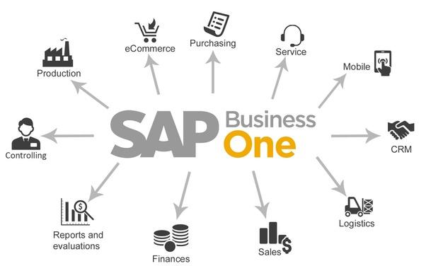 SAP Business One (B1) Partner in Punjab, India