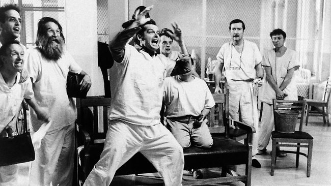 One Flew Over The Cuckoos Nest  Individuality