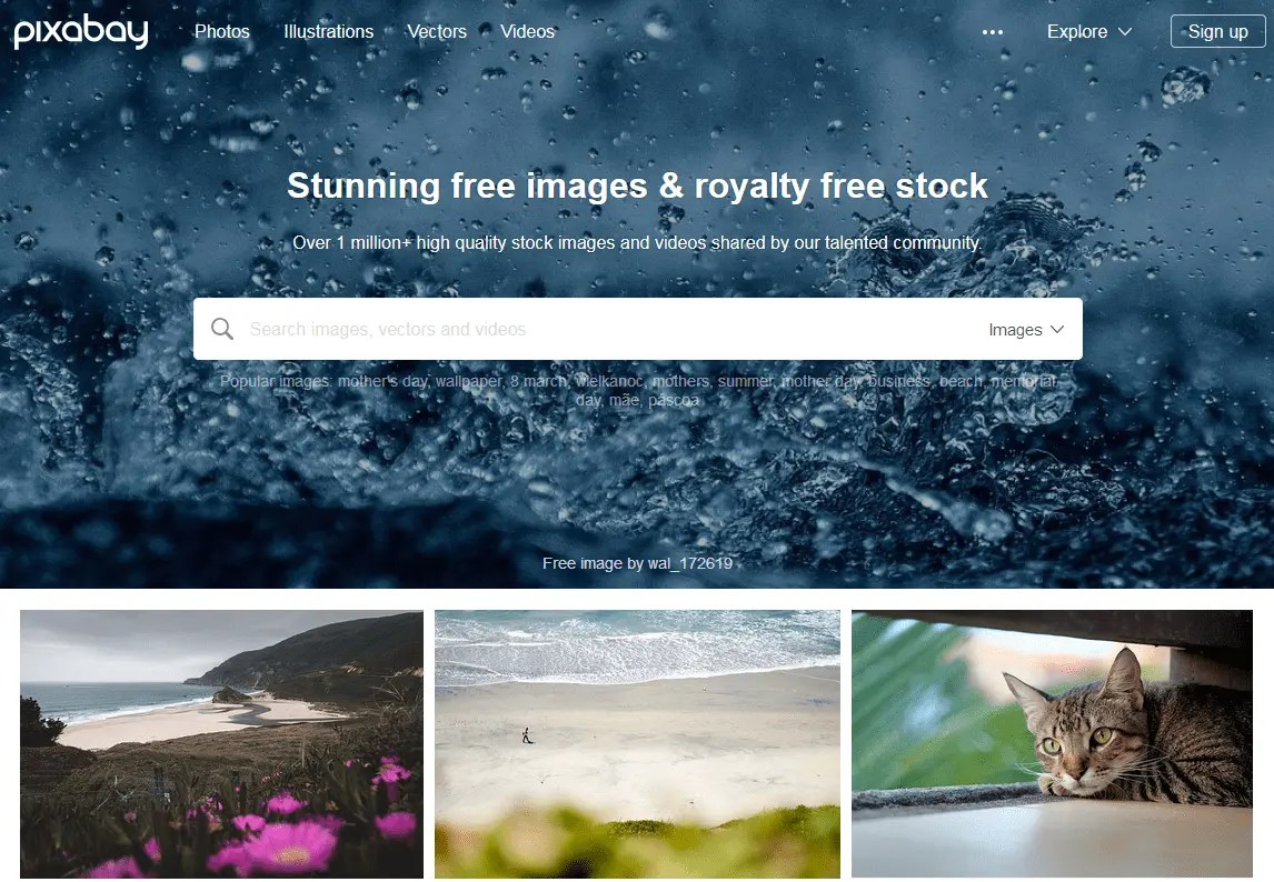 Free Stock Images Using The Pixabay Website
