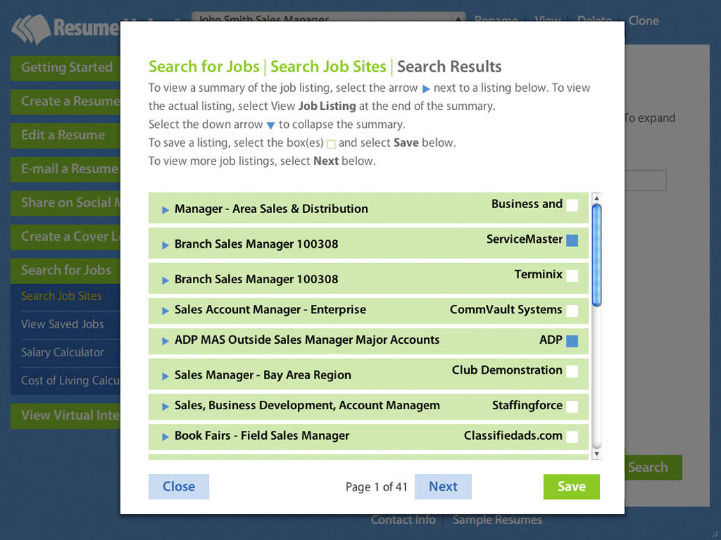 Resume Builder Software Download Pc Write A Better Resume Resume Maker Individual Software