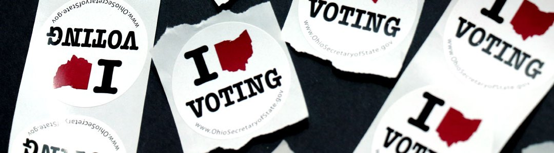 Register to vote in the May 2 Primary!