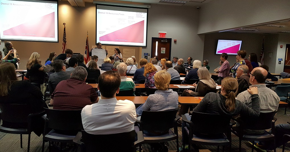 Fairfield County Indivisible Monthly Meeting