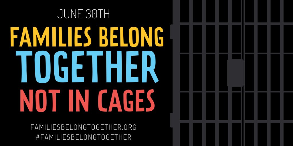 End Family Separation Rally 6/30