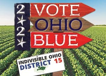 Vote Ohio Blue 2020