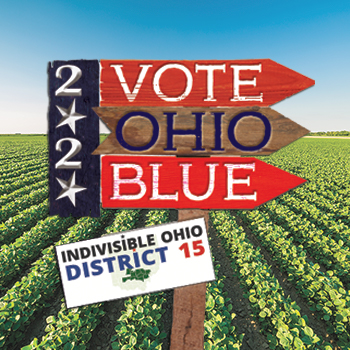 Vote Ohio Blue 2020