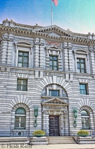 Ninth Circuit Court of Appeals, San Francisco courthouse