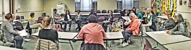 IEB meeting with Sen. Feinstein staff