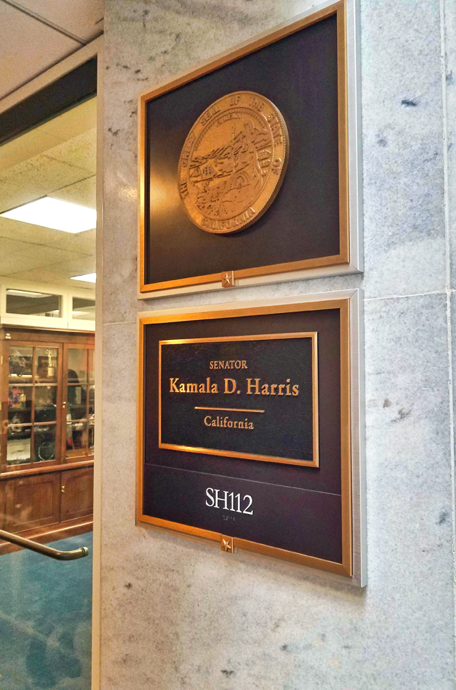 Senator Harris office