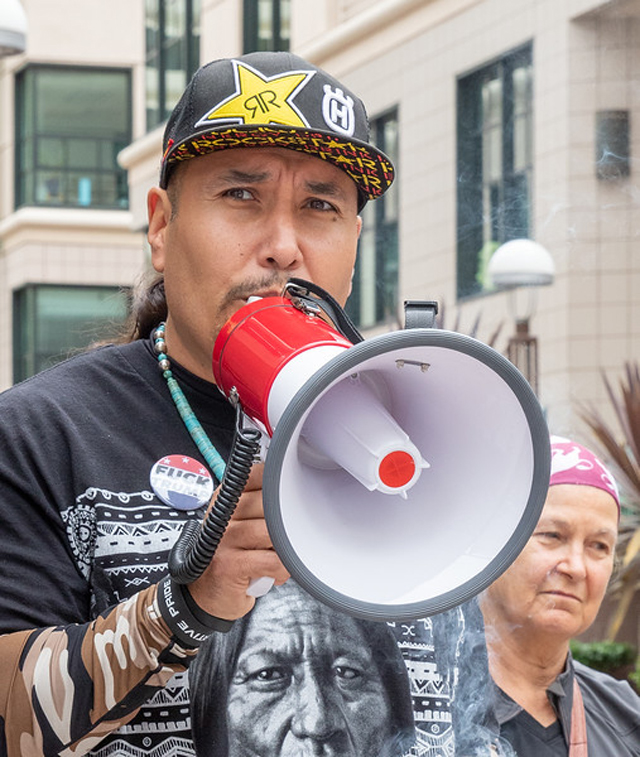 #Impeachtrump protest June 15 2019, Photo by Mary Martin DeShaw, Pro Bono Photos