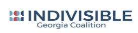 Indivisible Georgia Coalition logo 2L-273x65