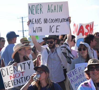 ICE HC never again
