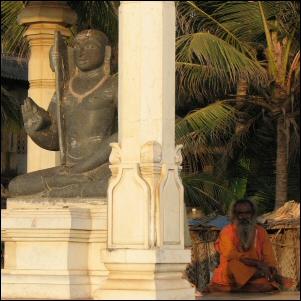 Sadhu Intian Gokarnassa