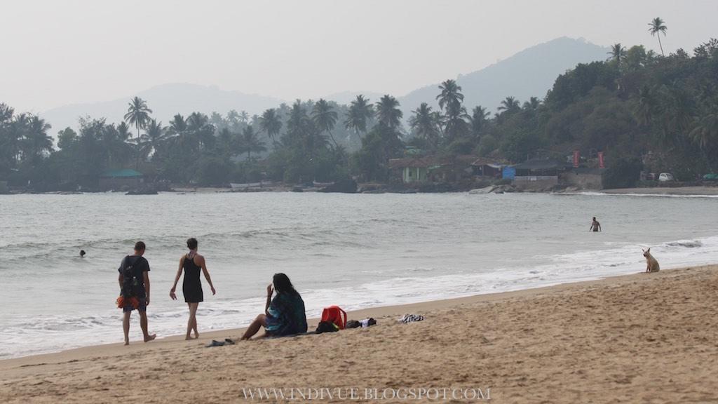 Patnem ja Colomb Beach, Etelä-Goa, Intia