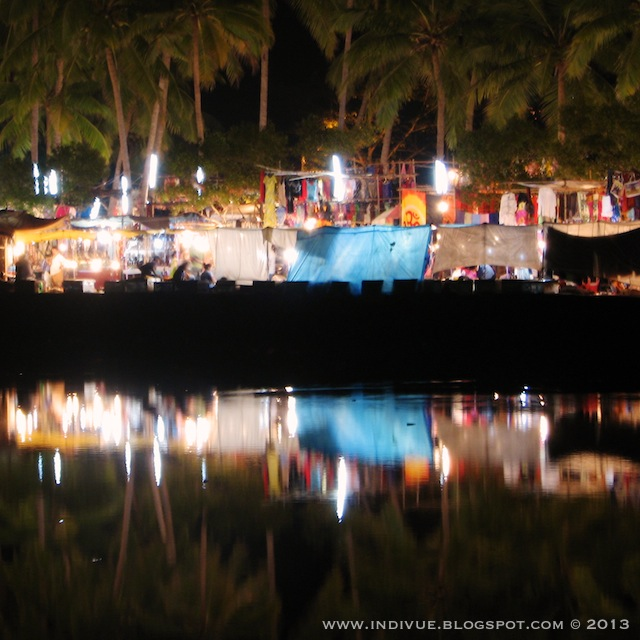 Mackies Saturday Night Bazaar Goa, Intia