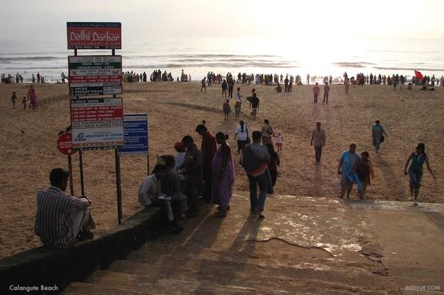 Kaikki Goan rannat 15