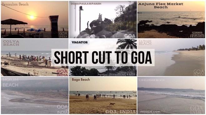 Indivue: Oikopolku Goalle - ShortCut to Goa