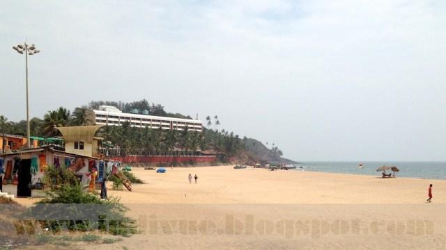 Kaikki Goan rannat 26