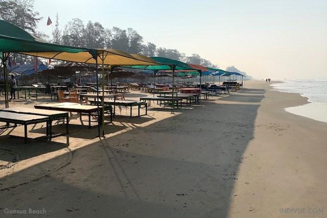 Kaikki Goan rannat 33