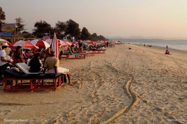 Kaikki Goan rannat 42