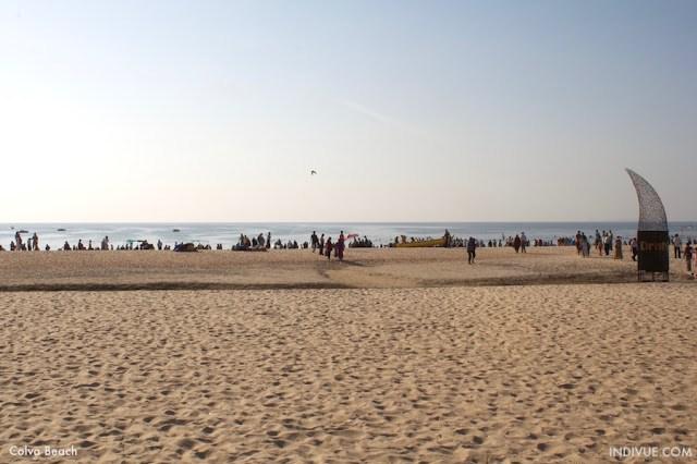 Kaikki Goan rannat 36