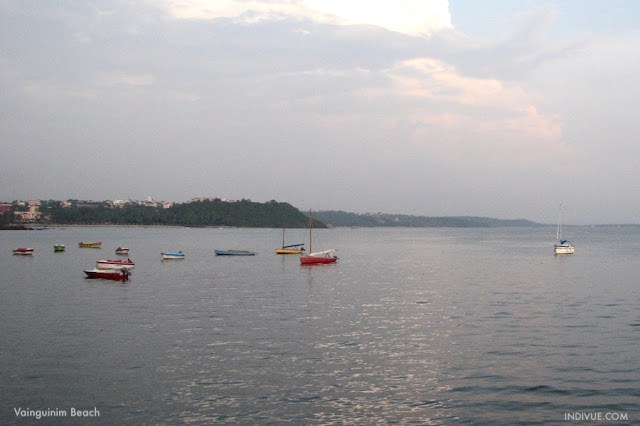 Kaikki Goan rannat 23