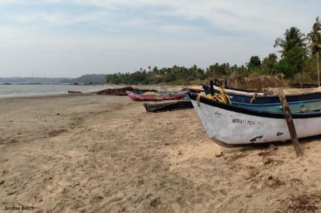 Kaikki Goan rannat 24
