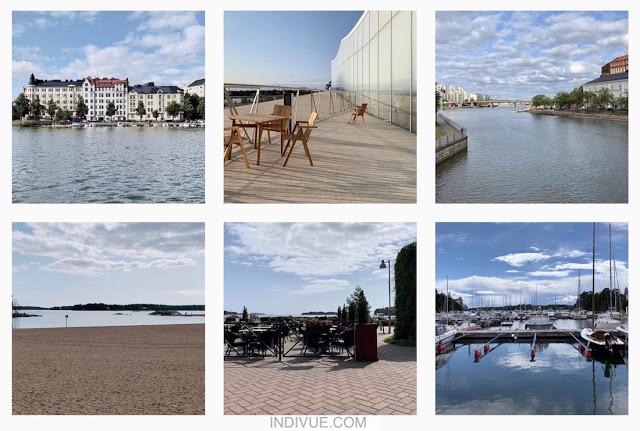 Helsingin kesää Instagramissa 2