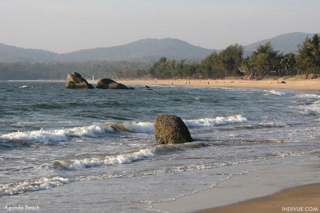 Kaikki Goan rannat 48