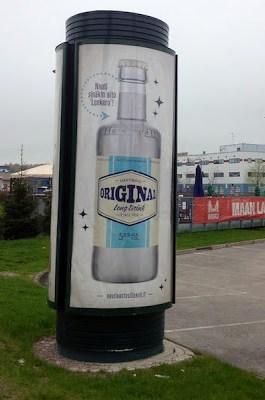 suomalainen alkoholimainos