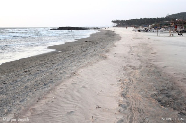 Kaikki Goan rannat 7