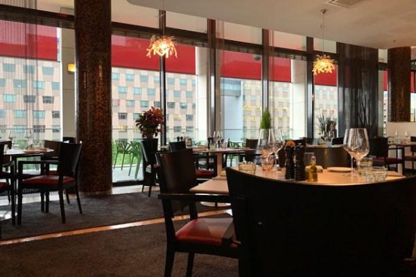 Hotelli Scandic Berliini ravintola
