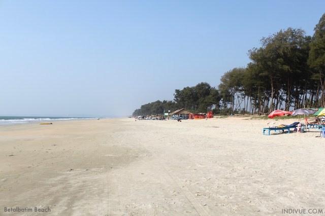 Kaikki Goan rannat 35