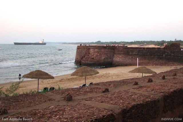 Kaikki Goan rannat 18