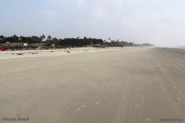 Kaikki Goan rannat 31
