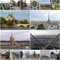 The best sights of Paris